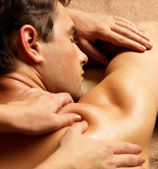 Men massage Nude Photos 98